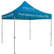 "Premium 10' x 10"" Event Tent Kit (Full Sublimaton)"