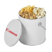 1 Gallon Popcorn Tin/Trio