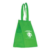 "Insulated Non-Woven Lunch tote w/Insert (8"" X 7"" X 12"")- Screen Print"